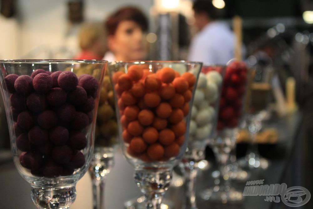 Színek, ízek, aromák… bojlik minden helyzetre