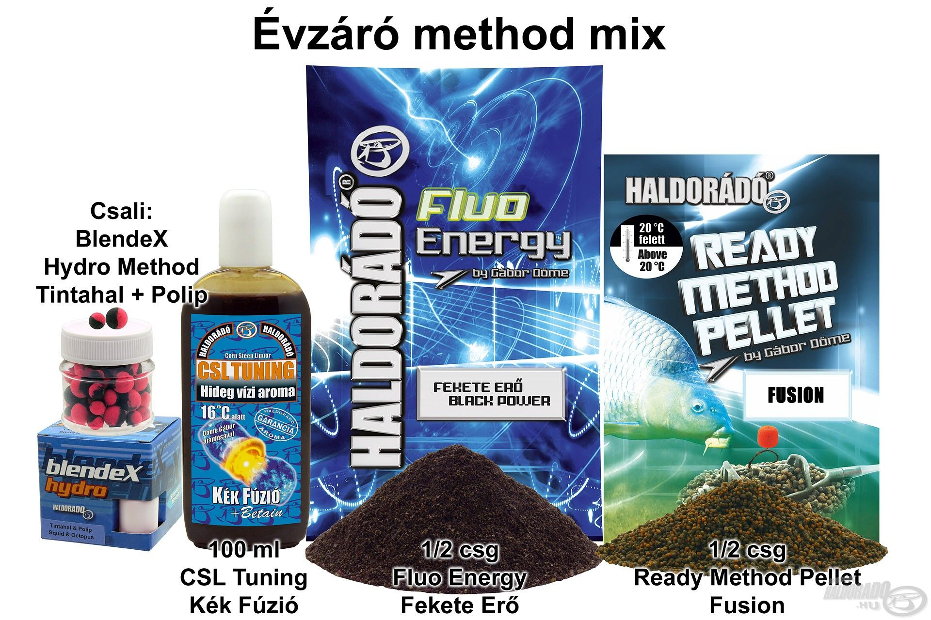 Évzáró method mix