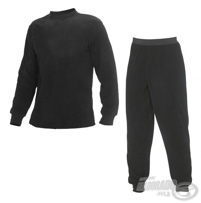 Ezt az alsóruhát megfelelő thermoruhával kombinálva garantáltan nem fázhat