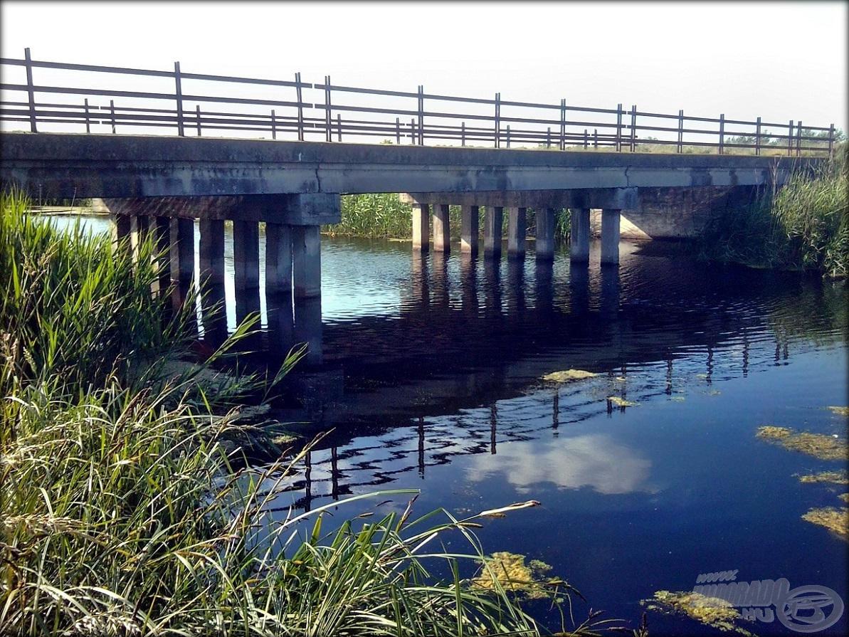 Egy híd a sok közül