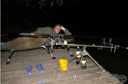 Vadvízi kalandok 16. rész - Nagy halak az éjszaka leple alatt