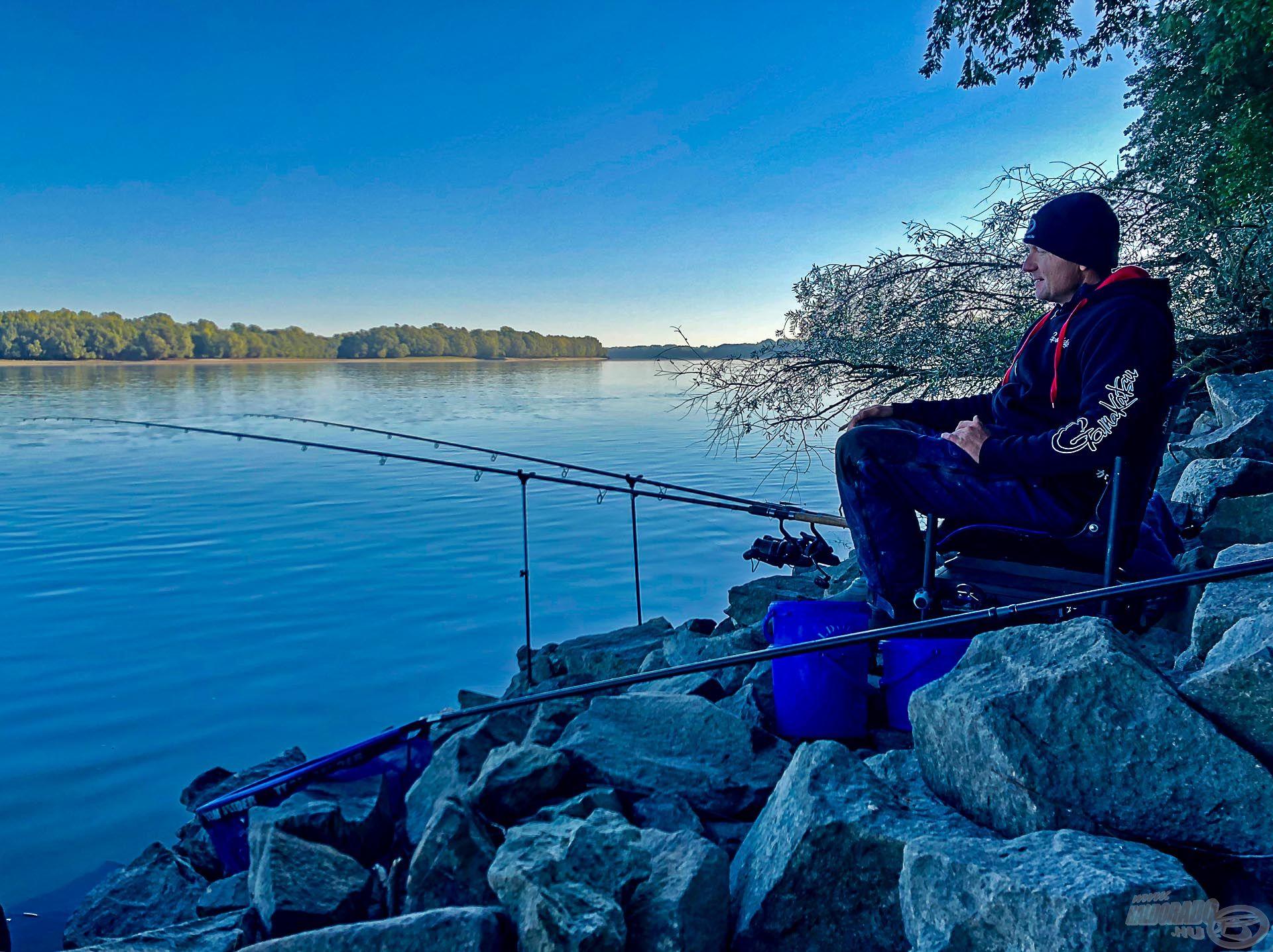 Mi alapján válasszuk ki a későbbi horgászhelyet? Elsőként ebben próbálok segíteni!