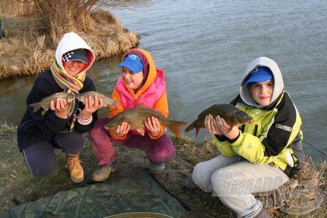 Együtt horgászni jó!