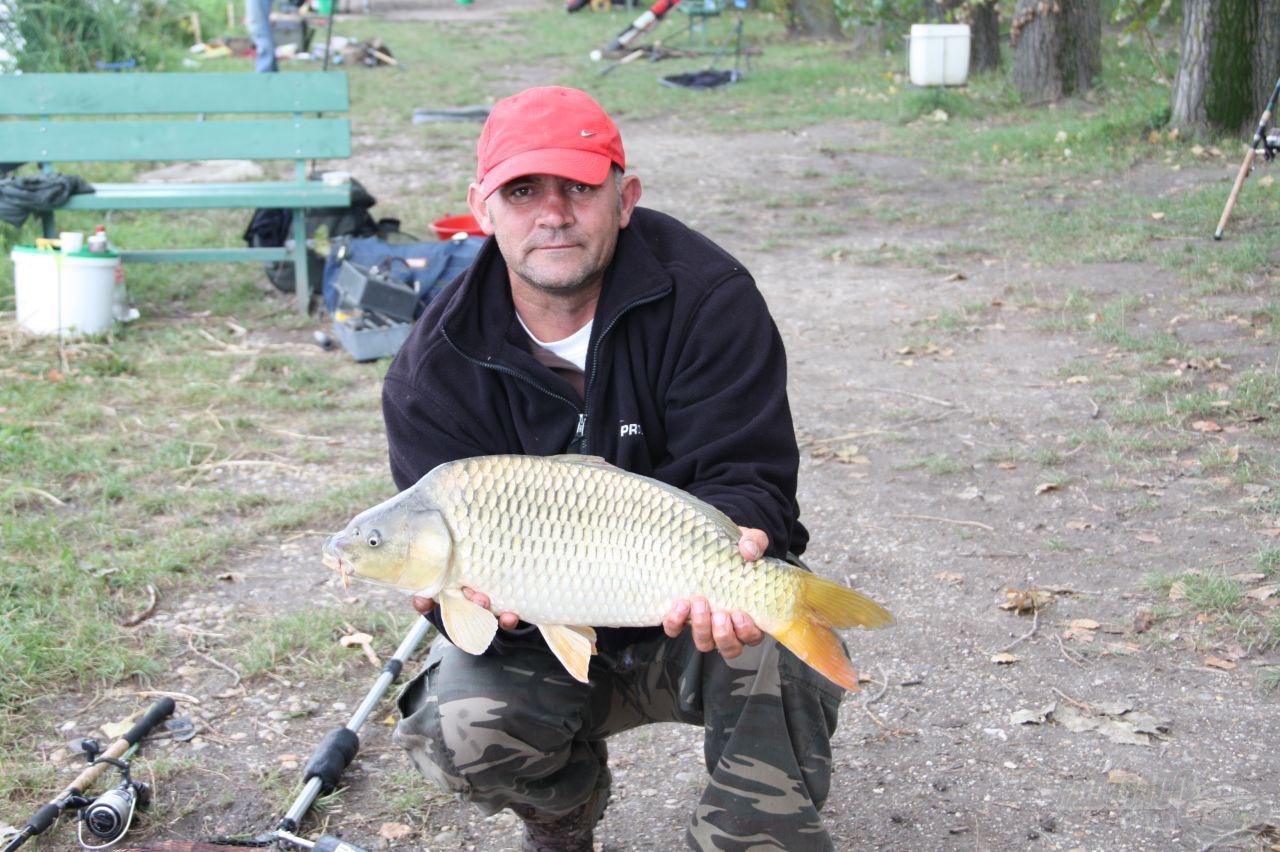 Farkas Imre első hala