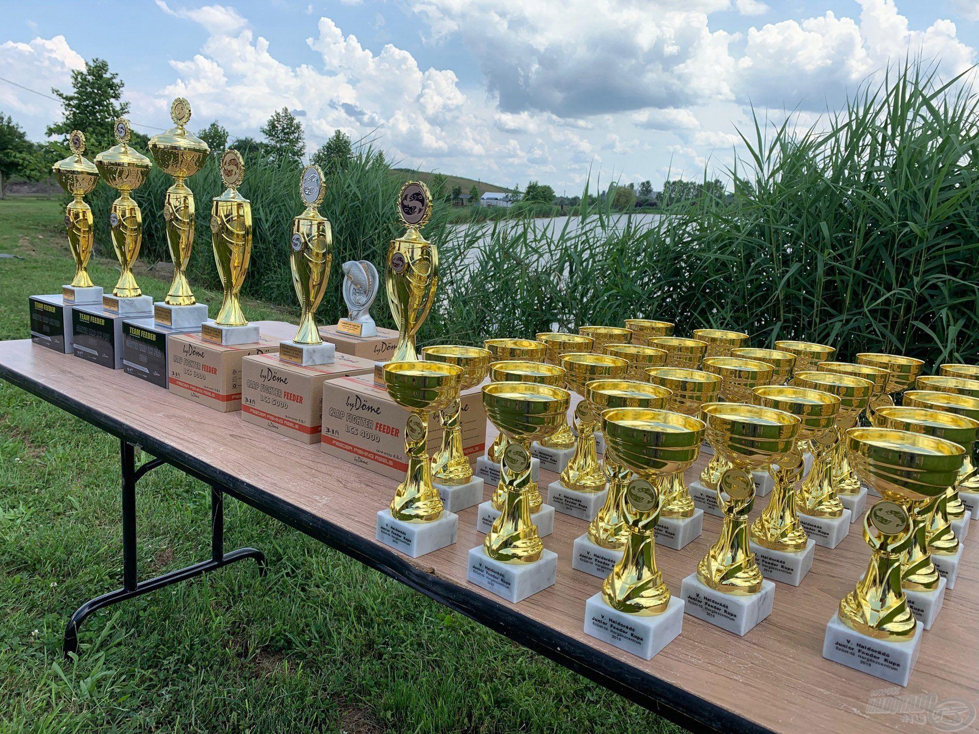 VI. Haldorádó Junior Feeder Kupa versenykiírás