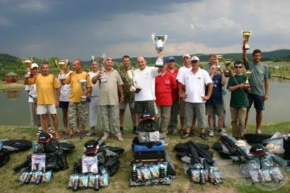 VII. HALDORÁDÓ-SPORTHORGÁSZ Feederbotos Kupa csapat és egyéni horgászverseny - versenykiírás