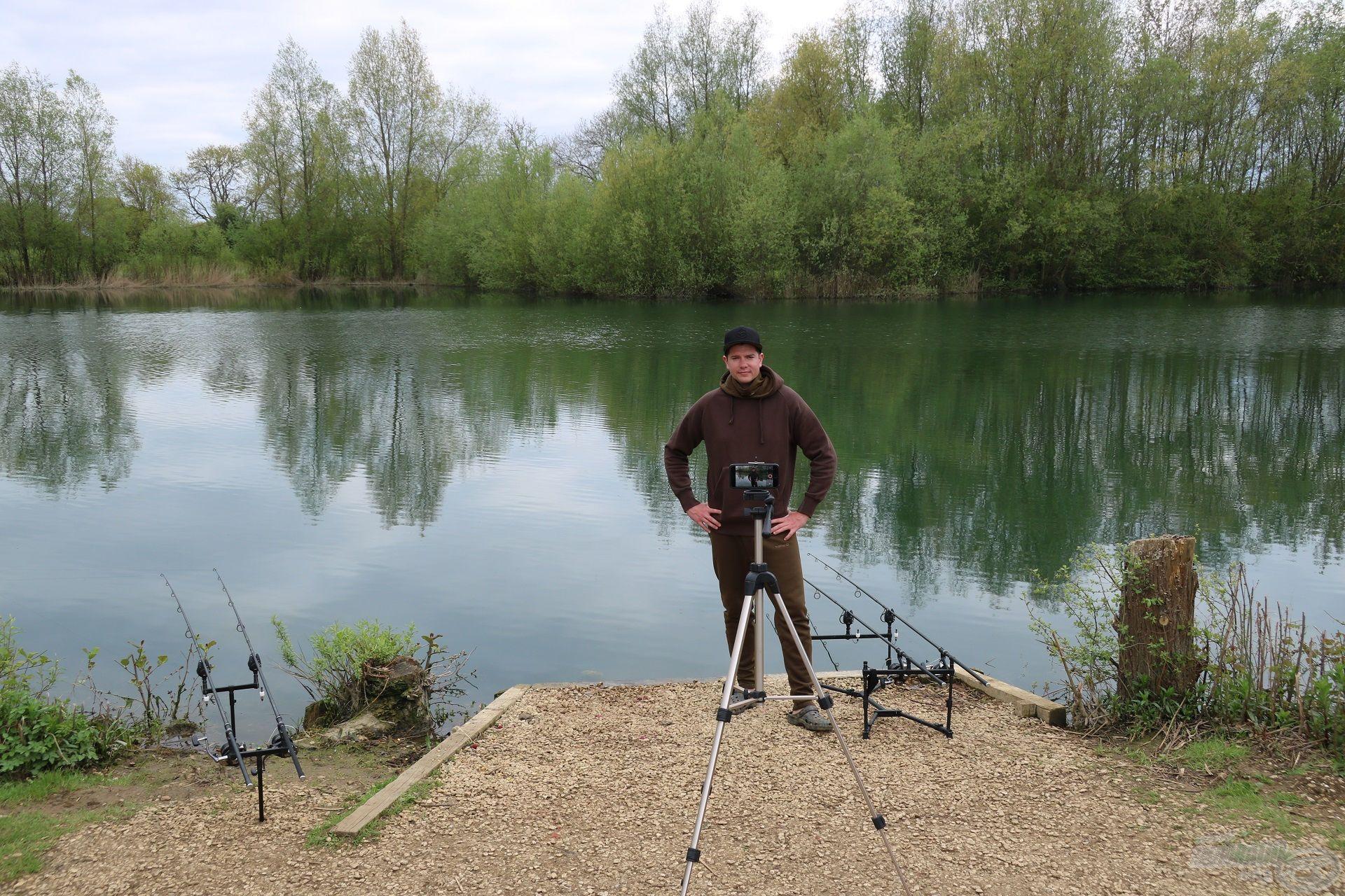 Tekintsétek meg a horgászatról készült kisfilmünket is!