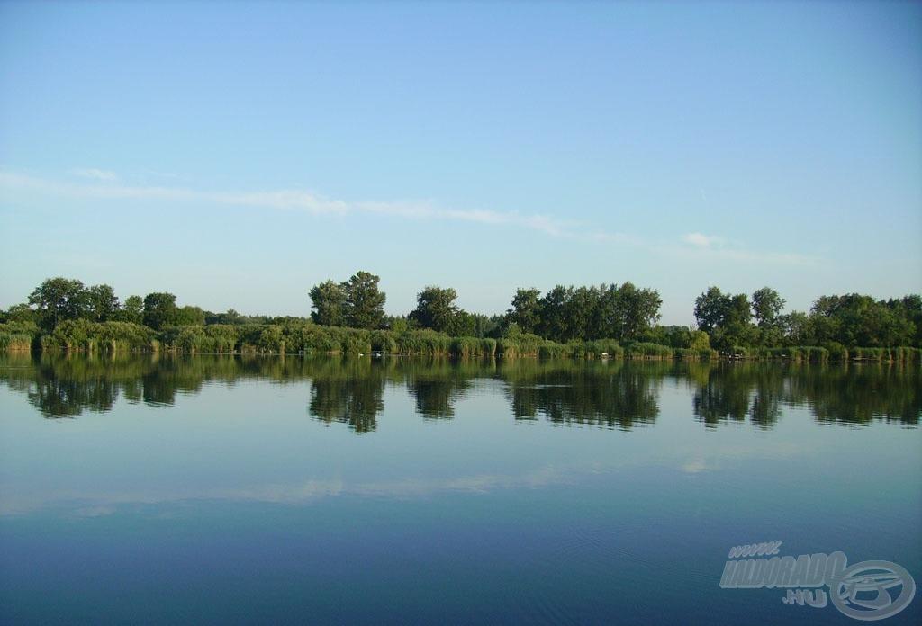 A Duna napközben…