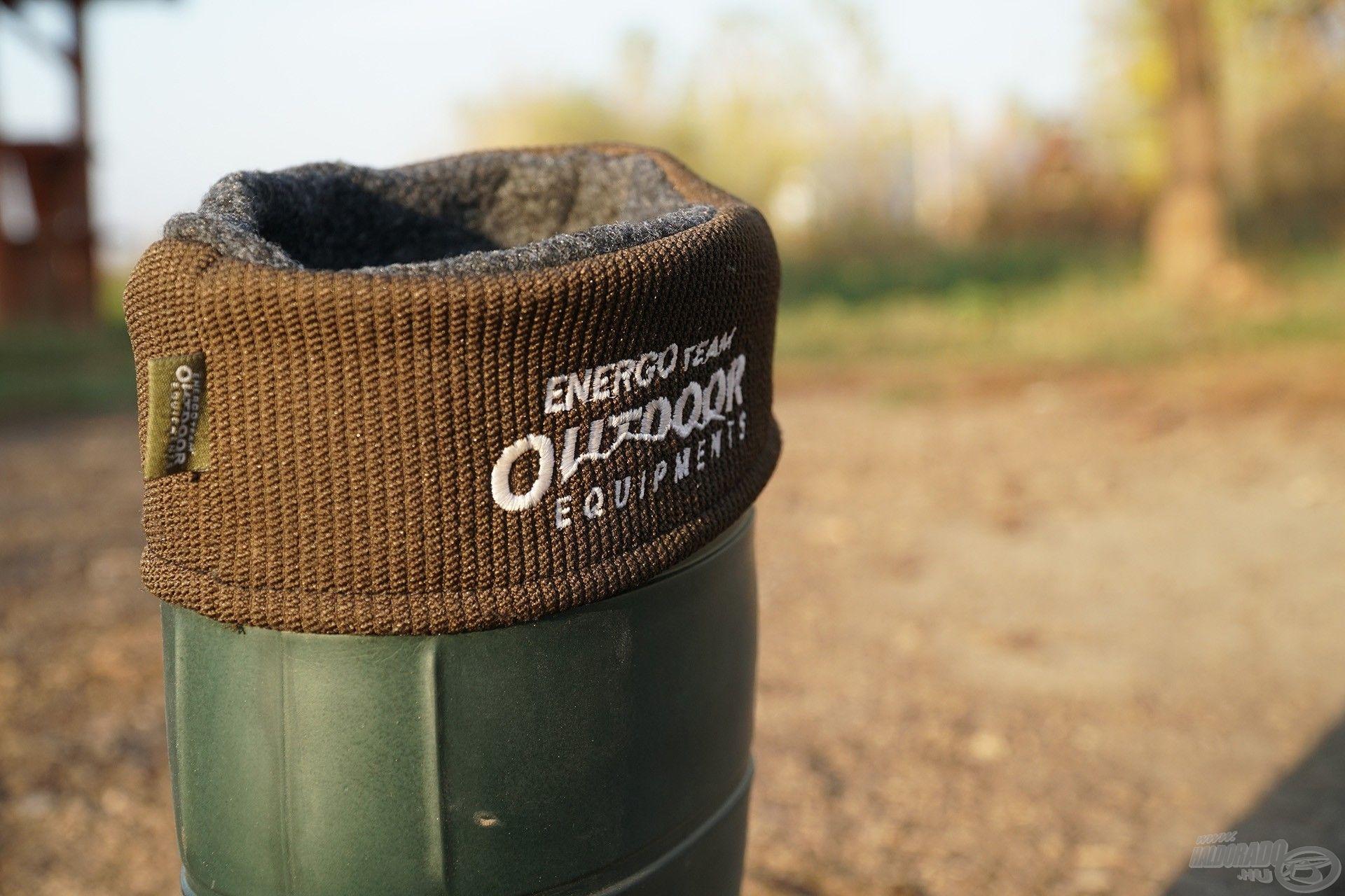 Az EnergoTeam Outdoor termékek között bárki megtalálhatja a téli horgászatokhoz ideális ruhadarabokat