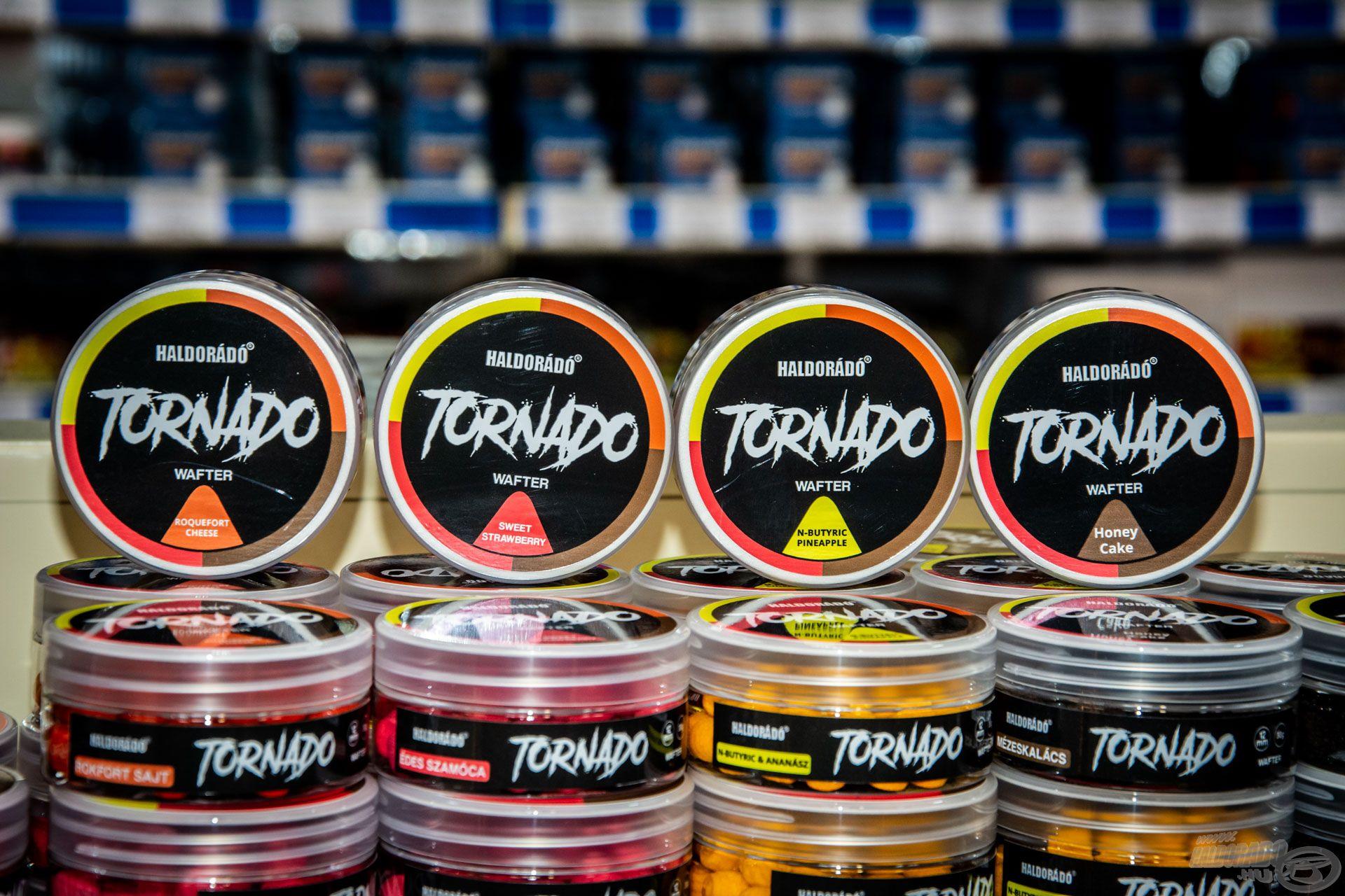 Szerintünk a hétvége egyik legnagyobb érdeklődésre számot tartó terméke a Tornado Wafter lesz