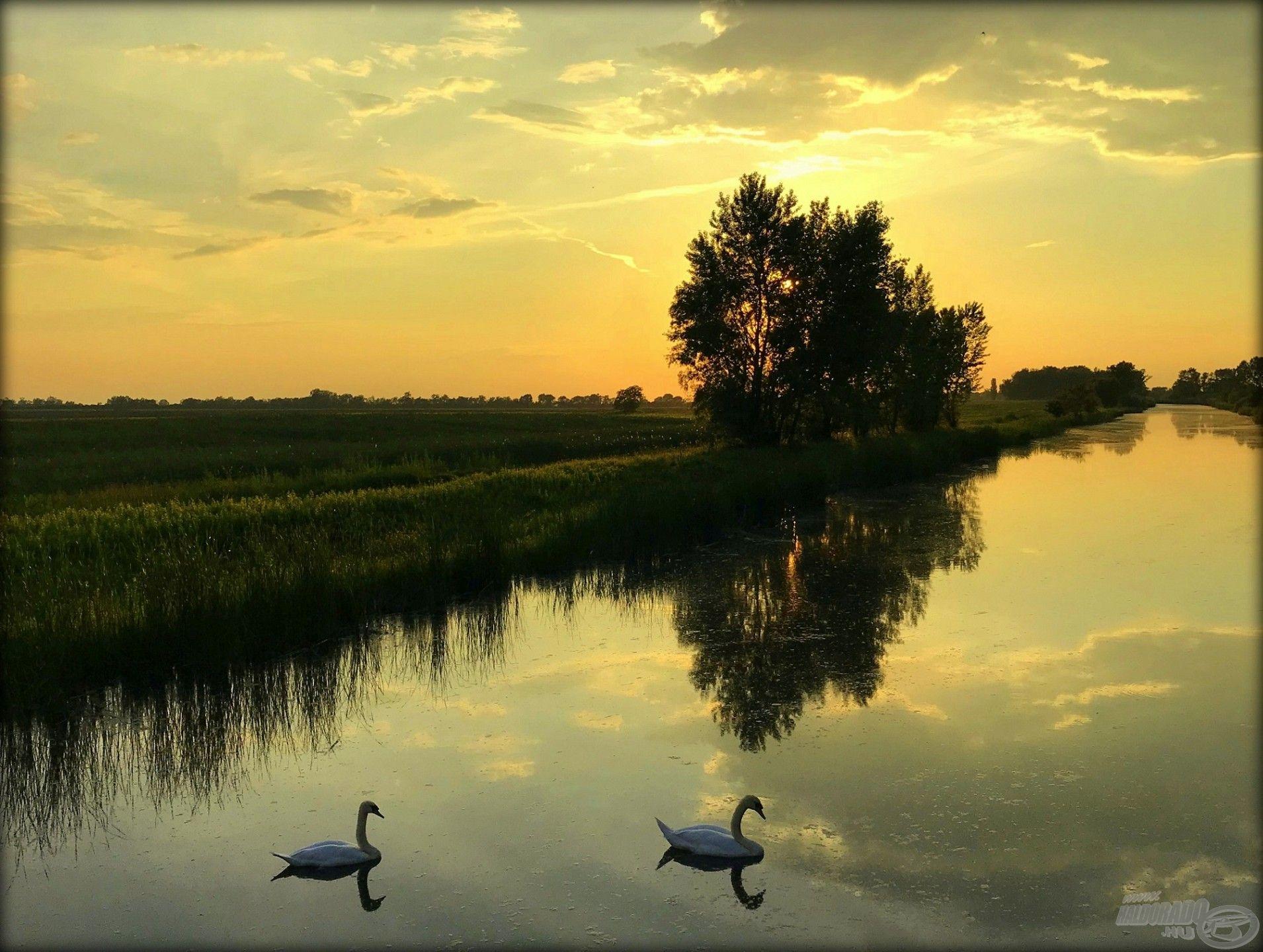 Zsitva túra 2. rész – A természet lágy ölén