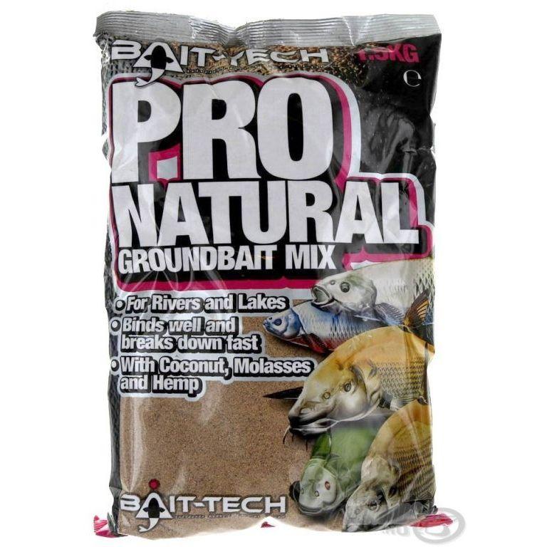 Bait-Tech Pro Natural Groundbait 1,5 kg