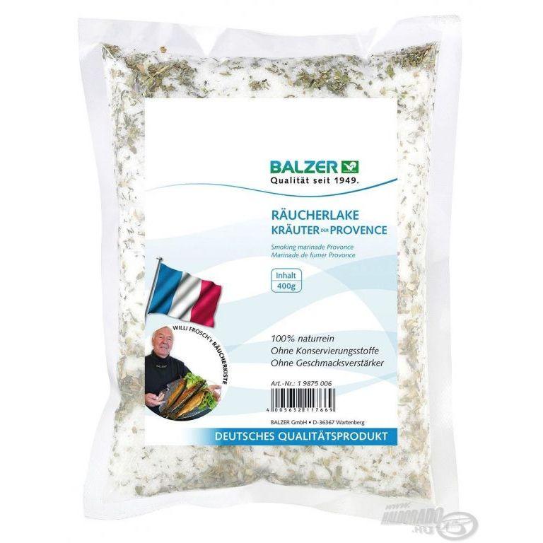 BALZER Pác-só Provanszi
