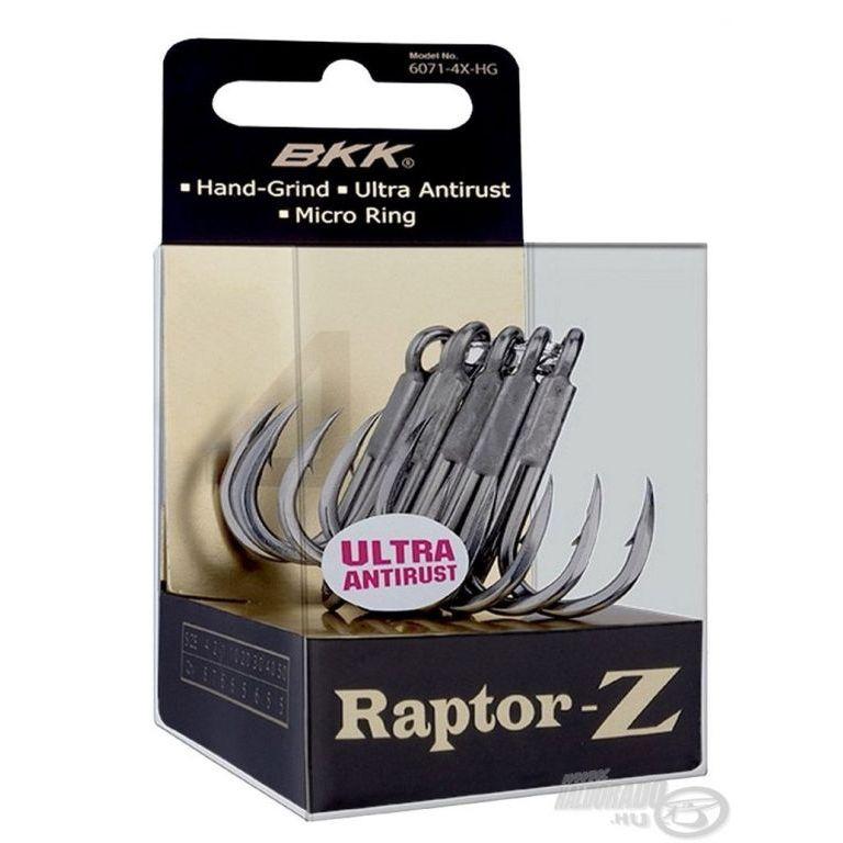 BKK Raptor-Z 2/0