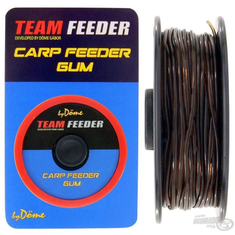By Döme TEAM FEEDER Carp Feeder Gum 1,0 mm