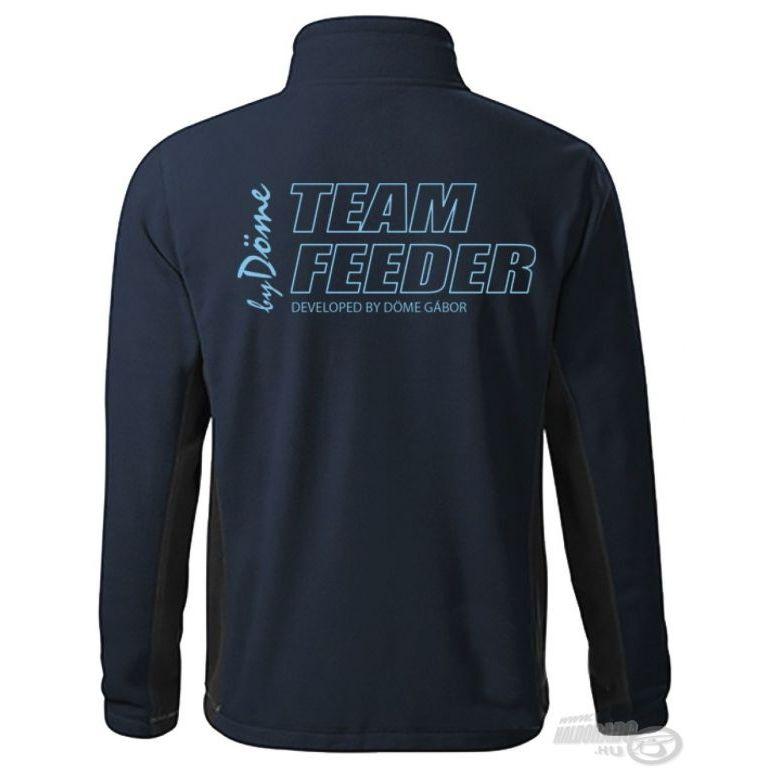 By Döme TEAM FEEDER Polár pulóver XL