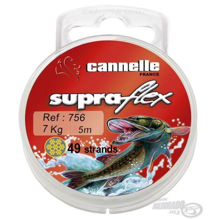 CANNELLE Supraflex 756 7x7 szálas köthető előke 5 m 9 kg