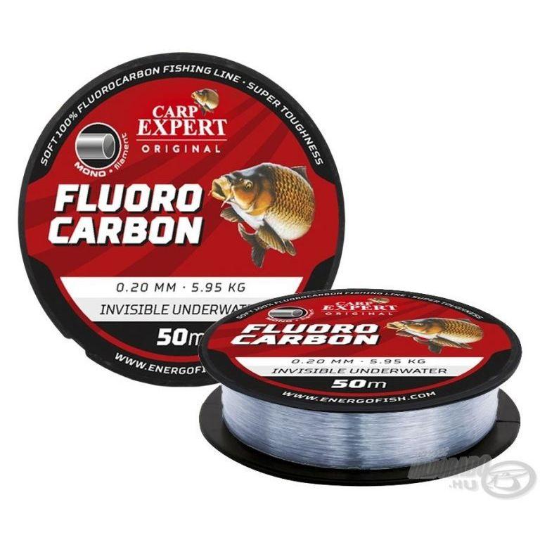Carp Expert Fluorocarbon 0,25 mm