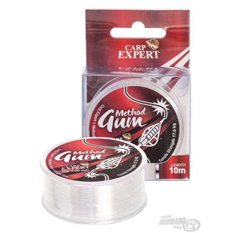 Carp Expert Method Gum áttetsző 1 mm