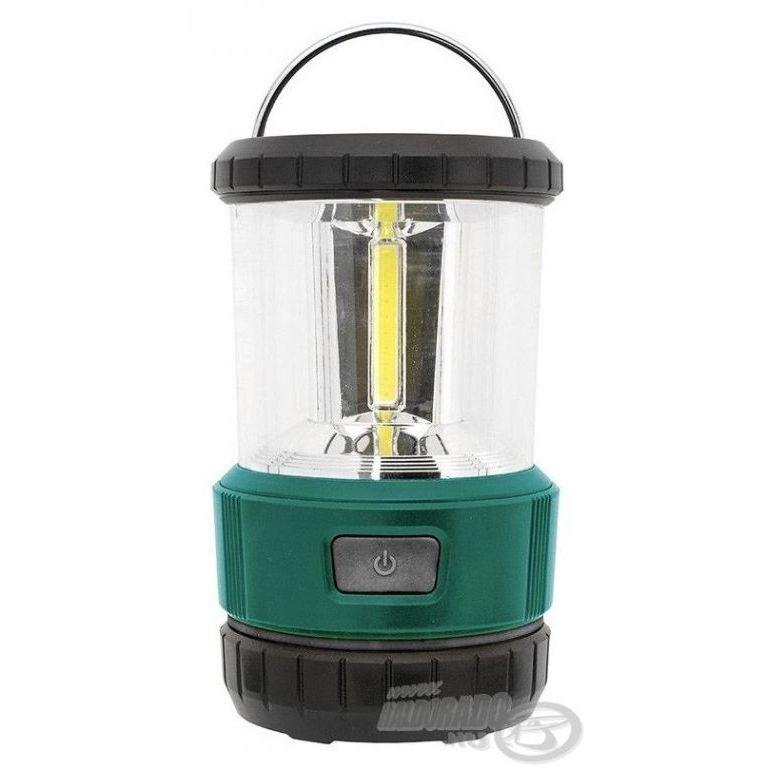 CARP ZOOM COB LED camping lámpa