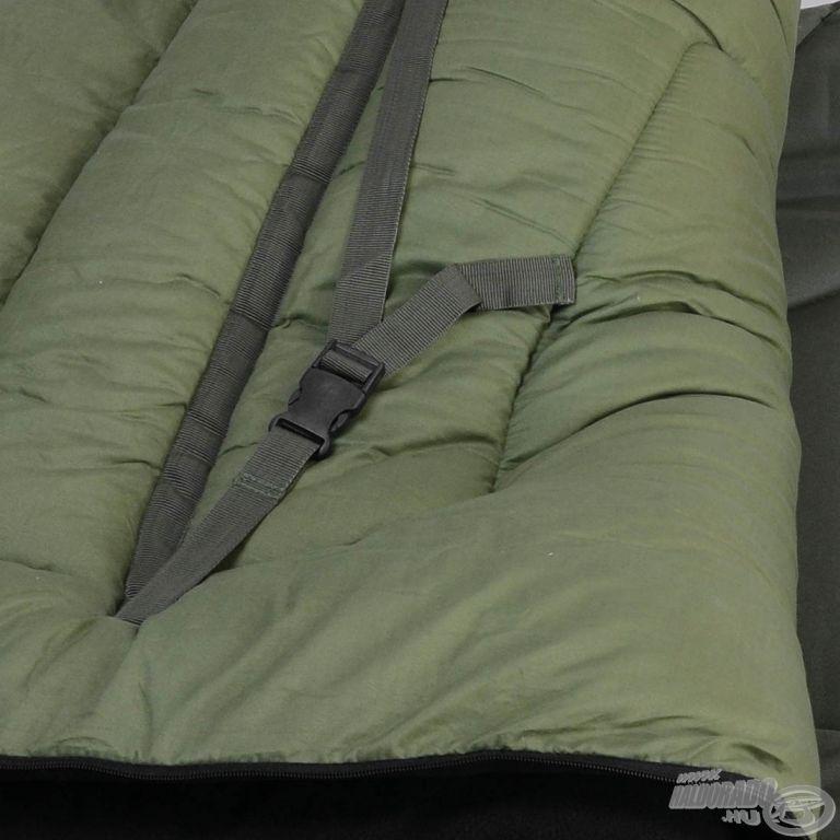 CARP ZOOM Extreme hálózsák