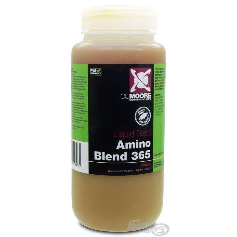 CCMoore Amino Blend 365 500 ml - Édes aminokomplex