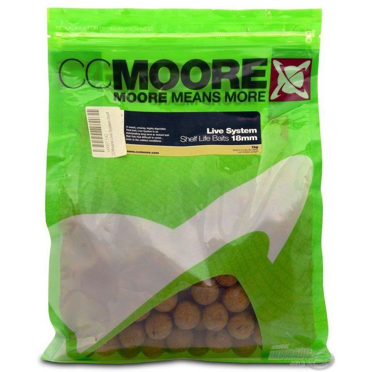 CCMoore Live System Shelf Life 18 mm 1 kg
