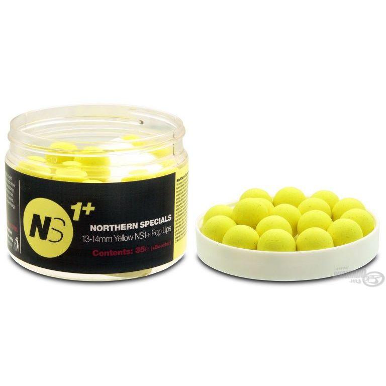 CCMoore NS1+ Yellow 13/14 mm - Citrusos Pop Up bojli
