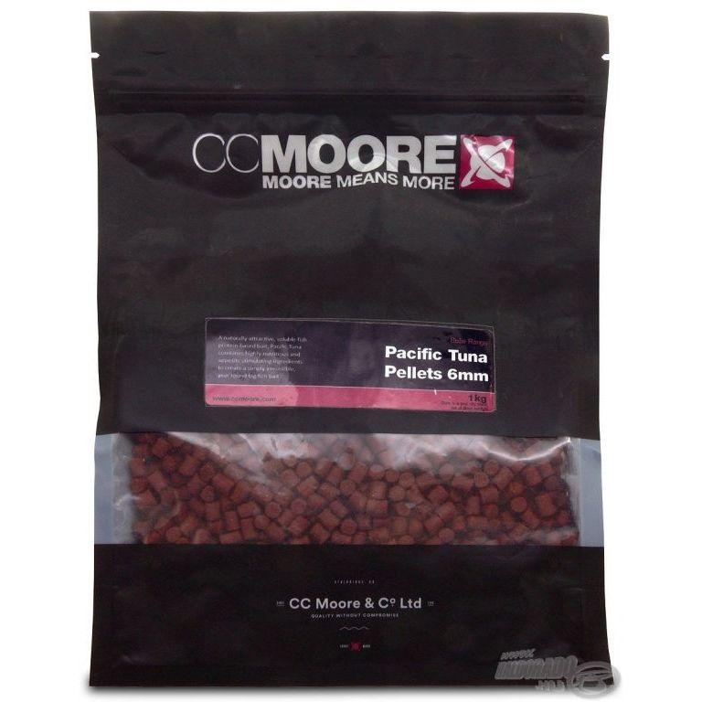 CCMoore Pacific Tuna Pellet 6 mm 1 kg