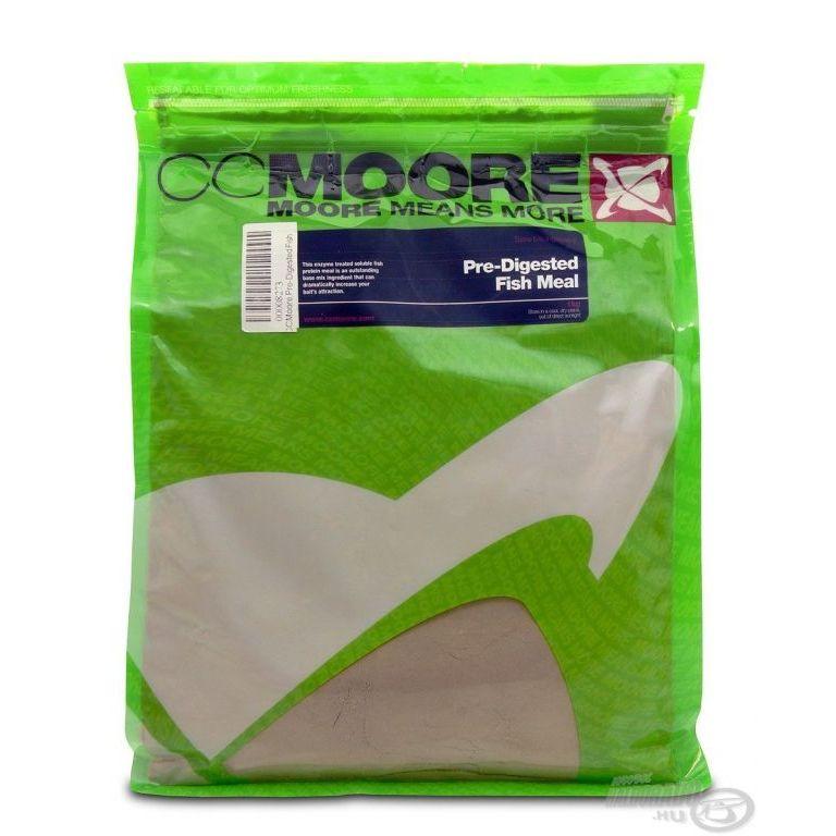 CCMoore Pre-Digested Fish Meal 1 kg - Előemésztett halliszt