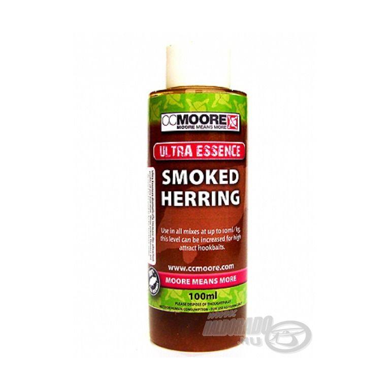 CCMoore Ultra Essence Smoked Herring 100 ml - Füstölt hering aroma