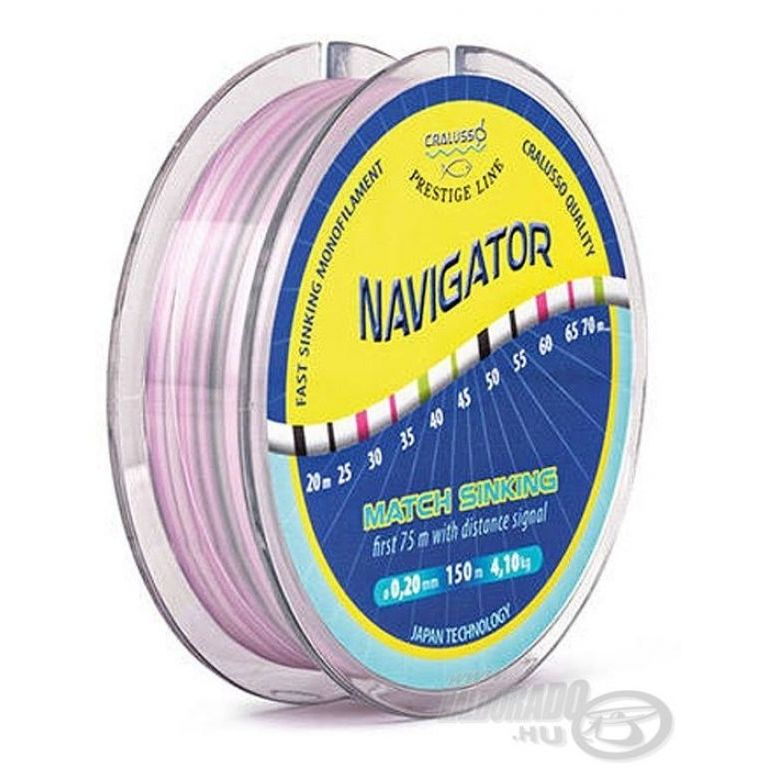 CRALUSSO Navigator Match Sinking 0,18 mm