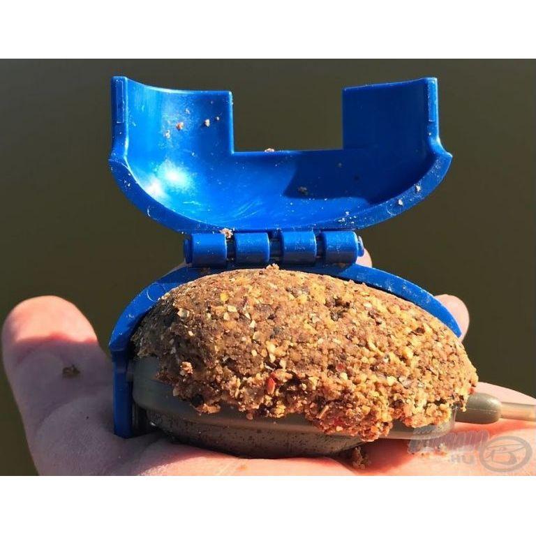 CRALUSSO Shell Method kosár töltő szerszám