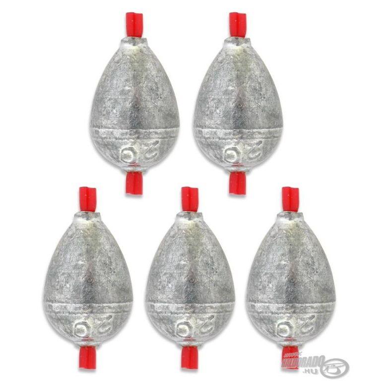 DEÁKY betétes cseppólom - 1,5 g - 5 db