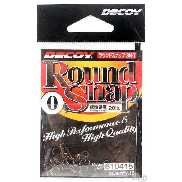 DECOY SN-1 Round Snap 1
