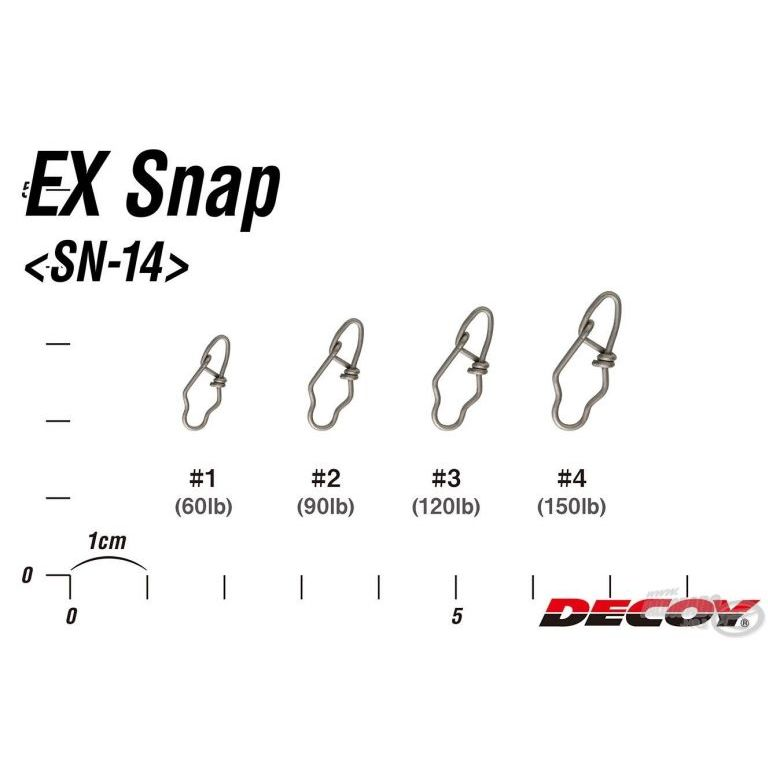 DECOY SN-14 EX Snap 2