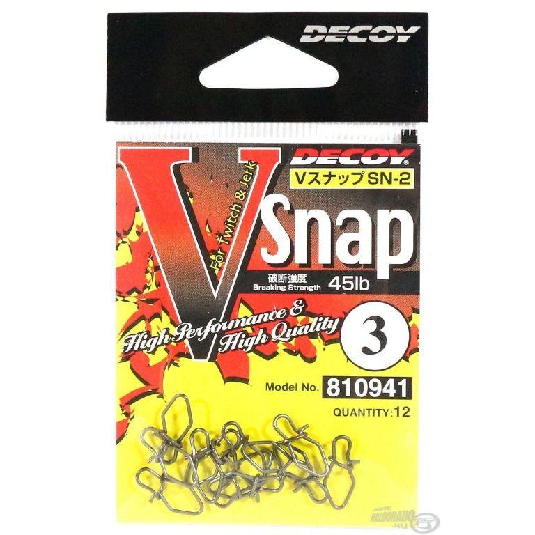 DECOY SN-2 V Snap 1