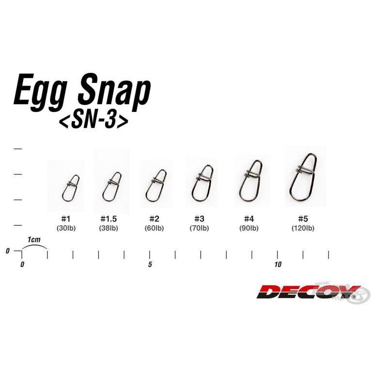 DECOY SN-3 Egg Snap 3