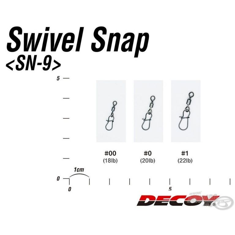 DECOY SN-9 Swivel Snap 1