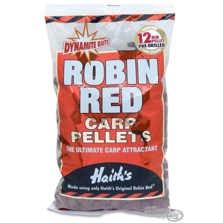 Dynamite Baits Robin Red Carp Pre-Drilled pellet 12 mm