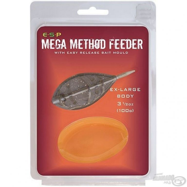 ESP Mega Method Feeder szett XL 100 g
