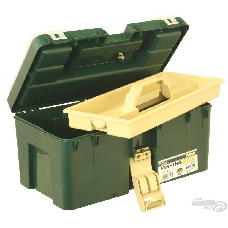 FISHING BOX De Lux doboz