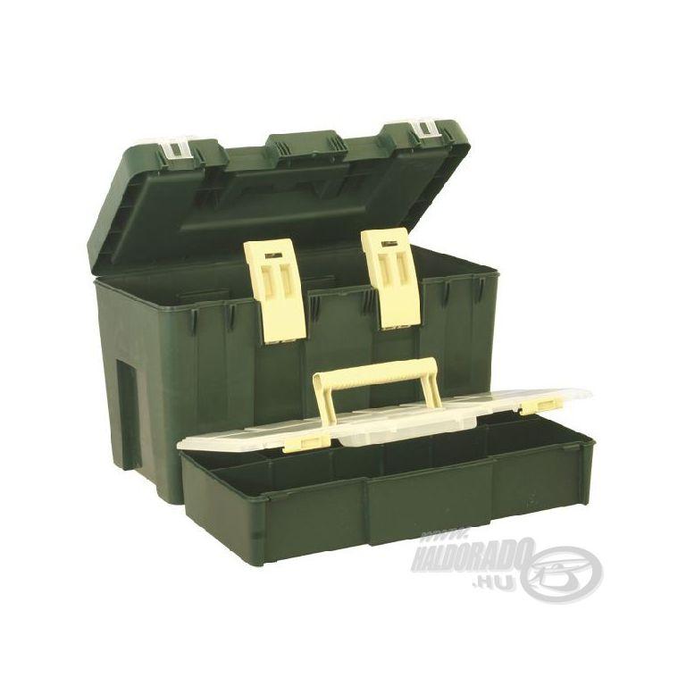 FISHING BOX Magnum Plus doboz