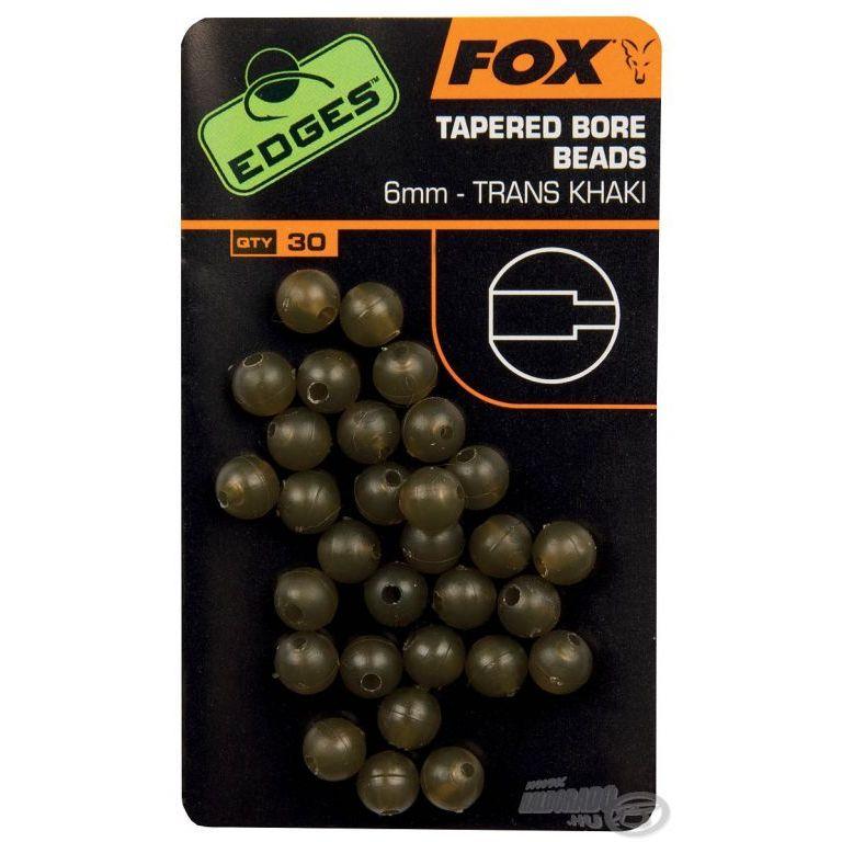 FOX Flexibilis gumigolyó ütköző khaki Edges