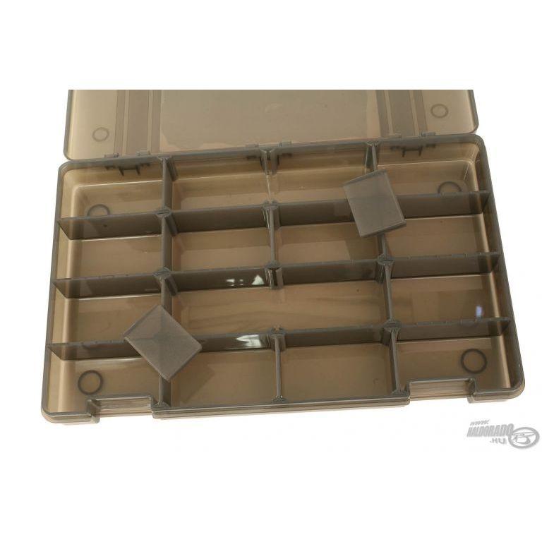 FOX Rage pergető doboz 16 rekeszes kicsi