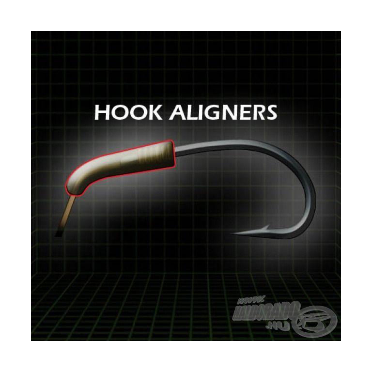 GARDNER Covert Hook Aligner Small Green