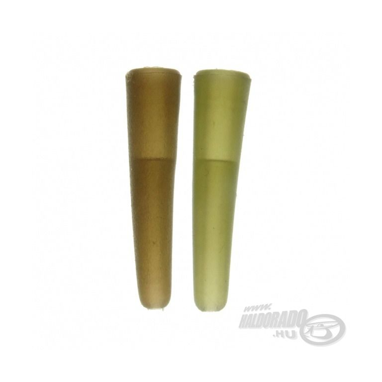 GARDNER Target Mini Tail Rubbers Natural Green