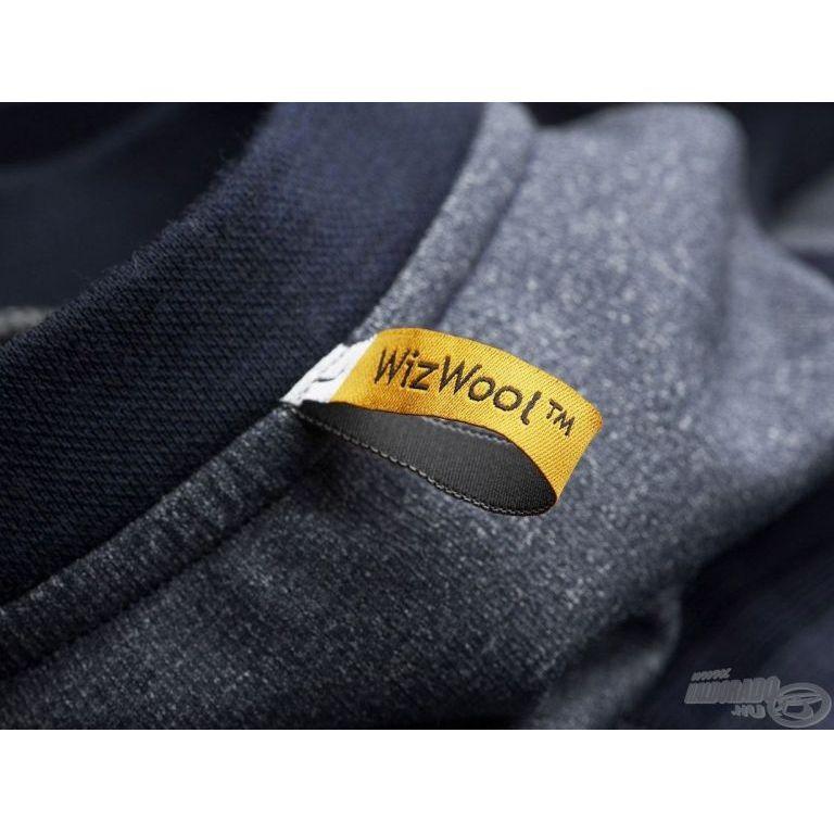 Geoff Anderson WizWool 150 aláöltözet felső XXL