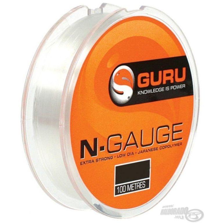 GURU N-Gauge 7 Lbs - 0,19 mm