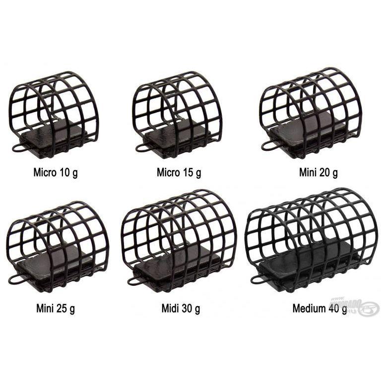 HALDORÁDÓ 3x12 Micro Feeder 10 g